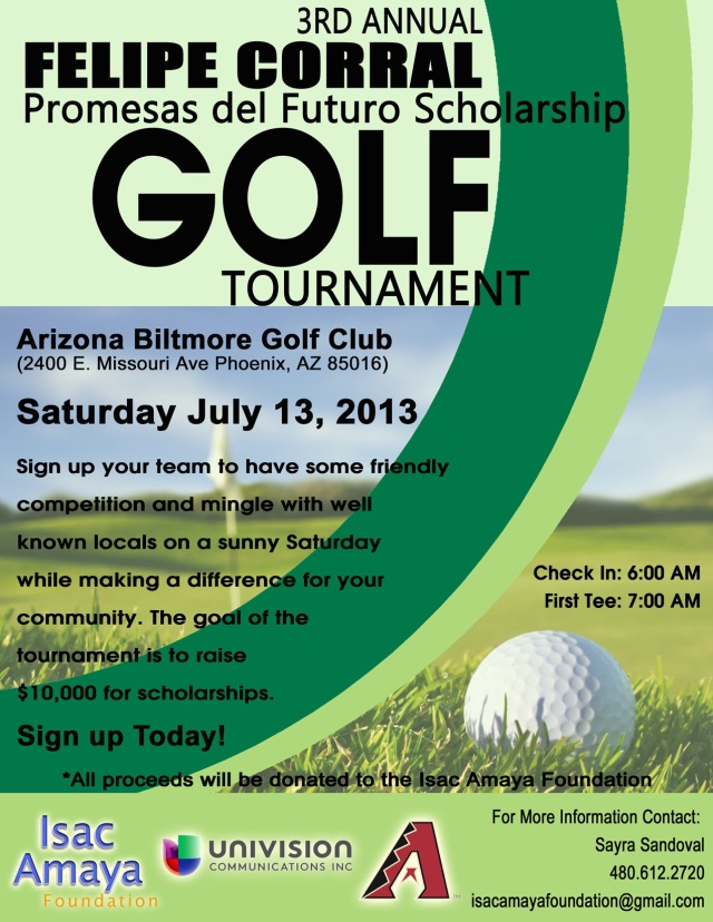 Golf Tournament 2013_Flyer 3